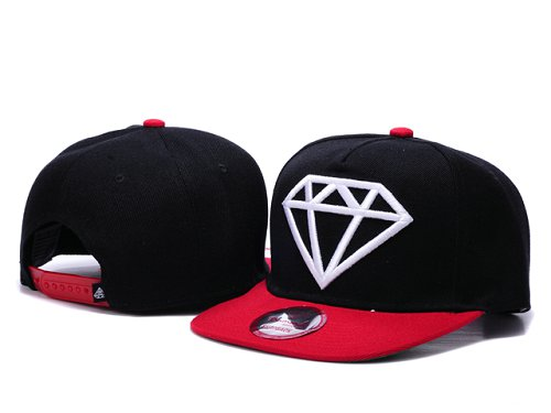 DIAMOND SUPRELY.CO Snapback Hat LX 01